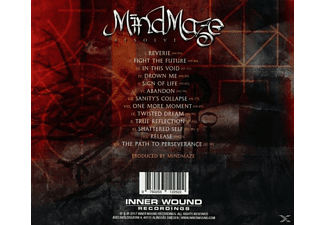 Mindmaze - Resolve  - (CD)