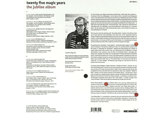 Diverse Jazz - Twenty Five Magic Years:The Jubilee Album  - (Vinyl)