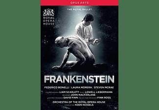 FRANKENSTEIN DVD