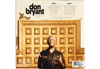 Don Bryant - Don't Give Up On Love  - (CD)