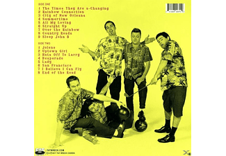 Me First And The Gimme Gimmes - Rake It In:The Greatestest Hits LP  - (Vinyl)