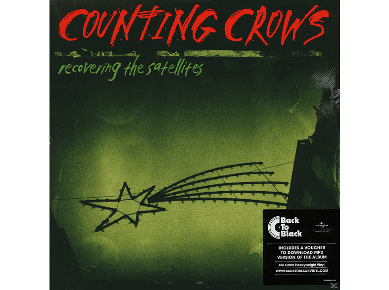 Counting Crows - Recovering The Satellites (2LP) [Vinyl]