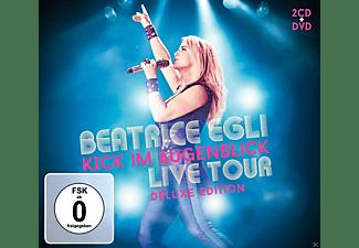 Beatrice Egli - Kick im Augenblick Live Tour (Deluxe)  - (CD + DVD Video)