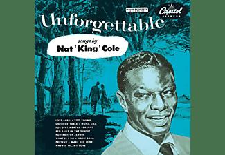 Nat King Cole - Unforgettable (Vinyl)  - (Vinyl)