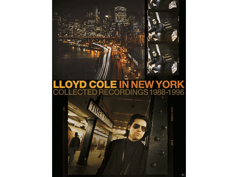 Lloyd Cole - In New York-Collected Recordings 1988-1996 (LTD) [CD]