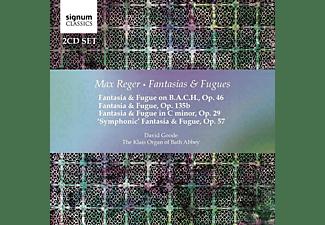 David Goode - FANTASIEN & FUGEN  - (CD)