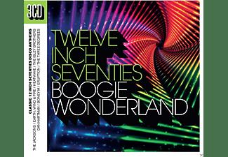 VARIOUS - Boogie Wonderland  - (CD)