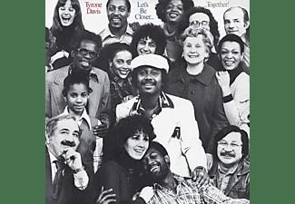 Tyrone Davis - Lets be closer togheter!  - (CD)