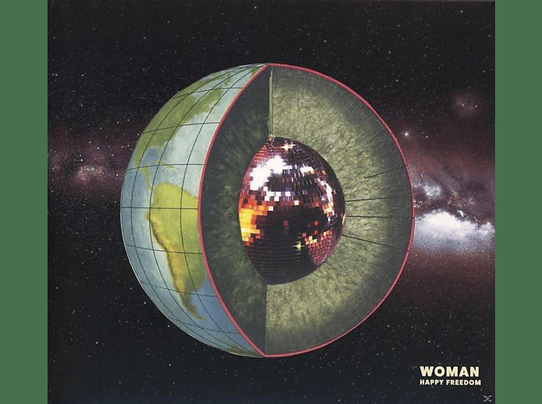 Woman - Happy Freedom [CD]