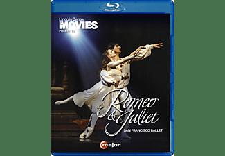 ROMEO & JULIET Blu-ray