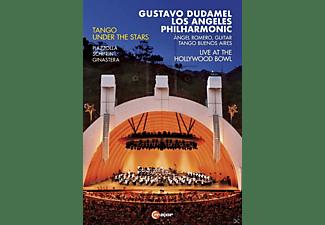 Seth Asarnow, Tango Buenos Aires, Los Angeles Philharmonic, Romero Angel - TANGO UNDER THE STARS  - (DVD)
