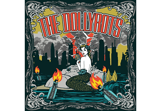 The Dollyrots - WHIPLASH SPLASH - (CD)