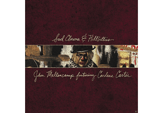 John Mellencamp - Sad Clowns & Hillbillies  - (CD)