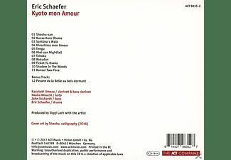 Eric Schaefer - Kyoto Mon Amour  - (CD)