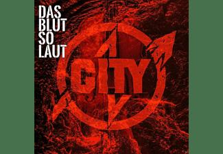 City - Das Blut So Laut  - (CD)