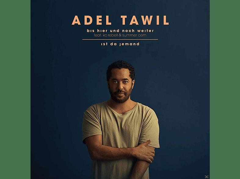 Adel Tawil - Bis hier und noch weiter / Ist da jemand (2-Track)  [5 Zoll Single CD (2-Track)]