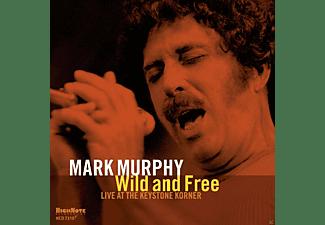 Mark Murphy - Wild and Free  - (CD)