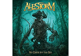 Alestorm - No Grave But The Sea  - (CD)