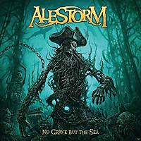 Alestorm - No Grave But The Sea  - (CD)