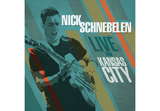 Nick Schnebelen - Live At Kansas City  - (CD)