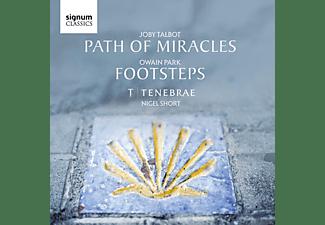 Tenebrae - Footsteps/Path of Miracles  - (CD)