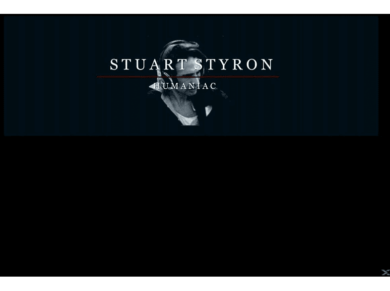 Stuart Styron - Humaniac [CD]