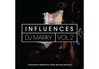 VARIOUS - Influences 2  - (CD)