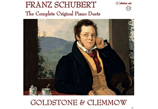 Anthony Goldstone, Caroline Clemmow - Komplette original Pianoduette  - (CD)