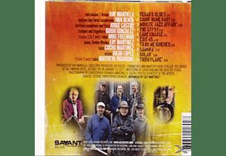 Ray Mantilla - High Voltage  - (CD)