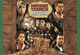 Marianas Trench - Astoria (Cassette/Tape)  - (MC (analog))