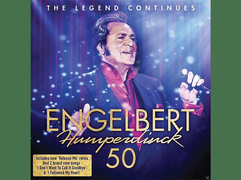 Engelbert Humperdinck - ENGELBERT HUMPERDINCK 50 [CD]