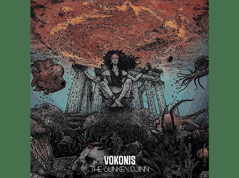 Vokonis - THE SUNKEN DJINN [Vinyl]