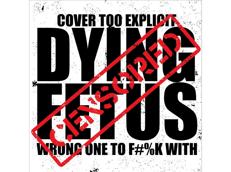 Dying Fetus - WRONG ONE TO FUCK WITH (GATEFOLD BLACK+MP3) [Vinyl]