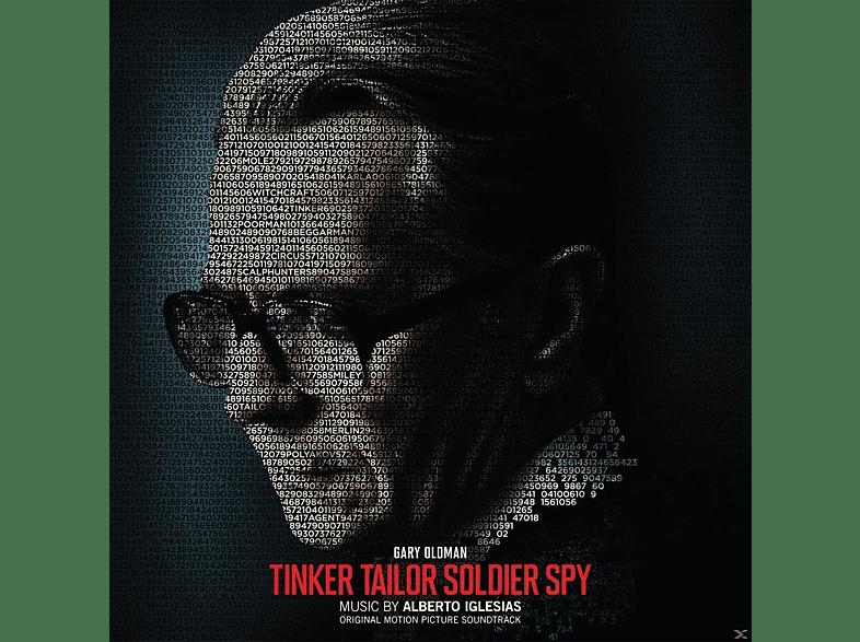 Alberto Iglesias, OST/VARIOUS - TINKER,TAILOR,SOLDIER,SPY (OST)-GOLD VINYL [Vinyl]