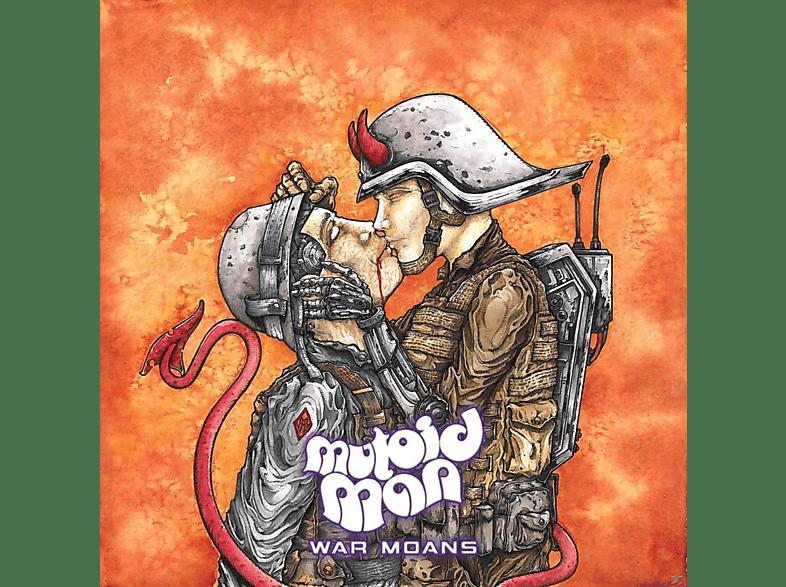 Mutoid Man - WAR MOANS [CD]