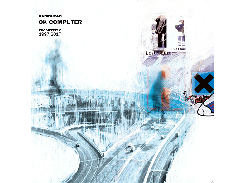 Radiohead - OK COMPUTER OKNOTOK 1997-2017 [LP + Download]