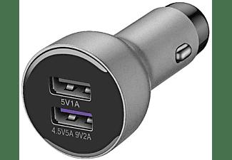 HUAWEI AP38 Dual Super Charger USB-KFZ-Schnellladegerät Universal, Schwarz