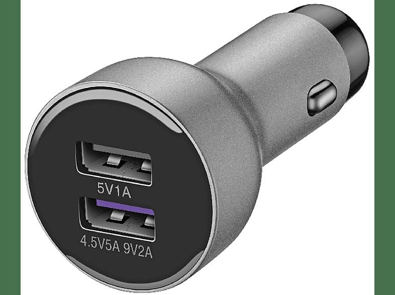 HUAWEI AP38 Dual Super Charger USB-KFZ-Schnellladegerät, Schwarz