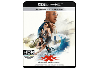 XXX - The Return of Xander Cage - Blu-ray 4K