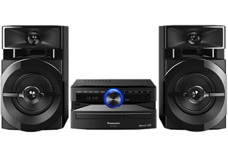 PANASONIC Mini chaîne HiFi Bluetooth CD FM (SC-UX1000E-K)