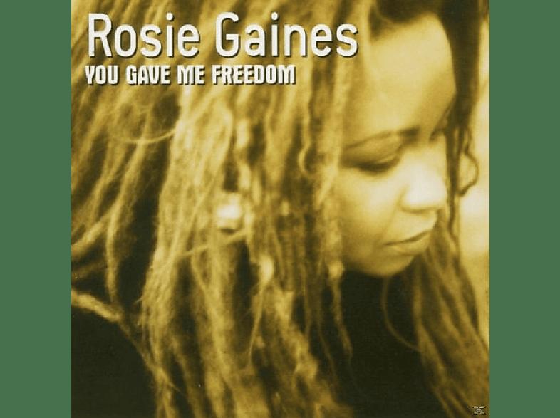 Rosie Gaines - You Gave Me Freedom [CD]