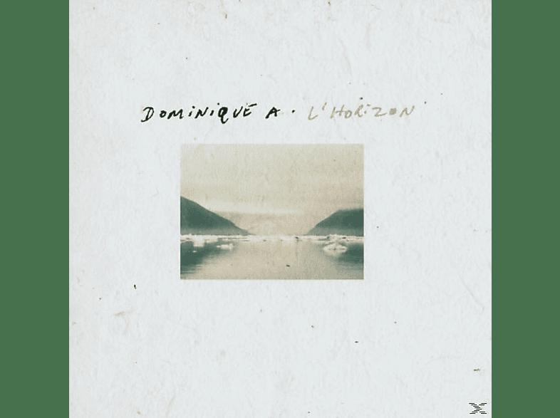 Dominique A. - L'horizon [CD]