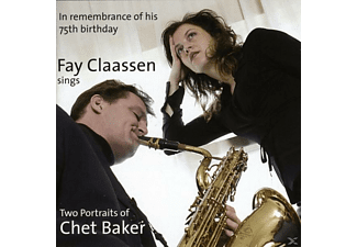 Claassen,Fay Ft.Menu,Wessels,V.D.Geyn,Boehle - Two Portraits Of Chet Baker Vol.1 And 2  - (CD)