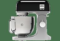 KENWOOD KMX 750 BK KMIX Küchenmaschine Schwarz (Rührschüsselkapazität: 5 Liter, 1000 Watt)