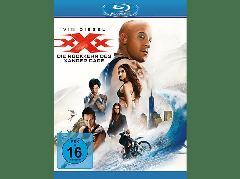 xXx: Die Rückkehr des Xander Cage [Blu-ray]
