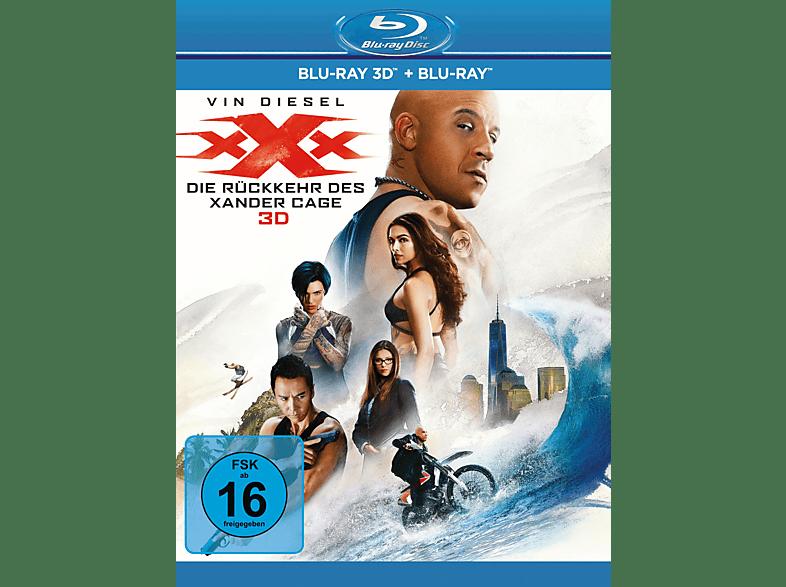 xXx - Die Rückkehr des Xander Cage [3D Blu-ray (+2D)]