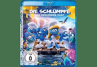 Die Schlümpfe - Das verlorene Dorf  Blu-ray