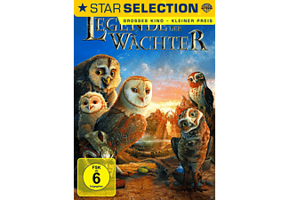 Die Legende Der Wächter DVD