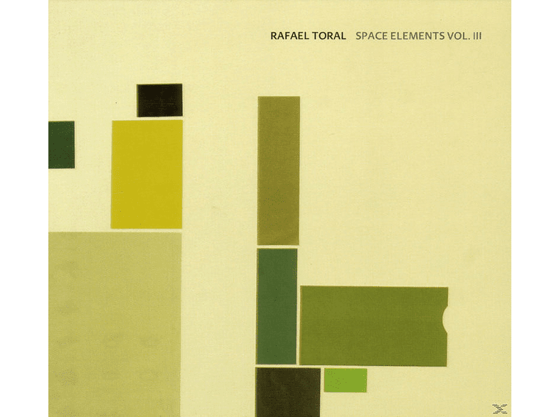 Rafalel Toral - Space Elements 3 [CD]