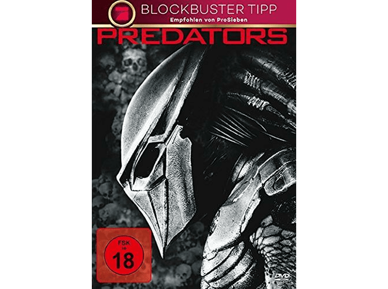 Predators Hollywood Collection [DVD]